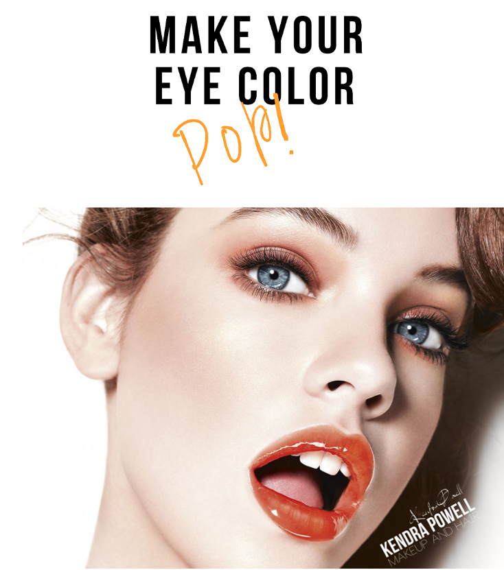 Make Your Eye Color Pop!