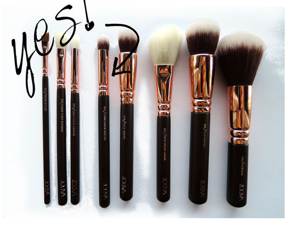 Your Roadmap to Choosing Better Makeup Brushes