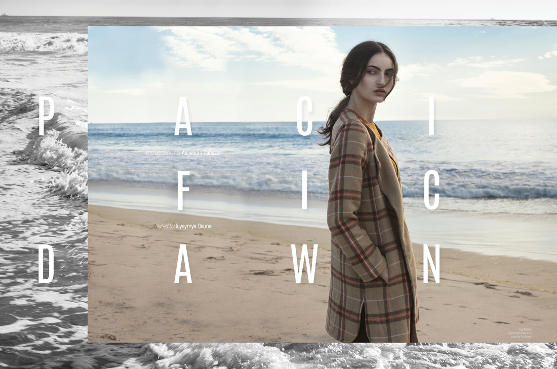 Pacific Dawn | Satus Magazine